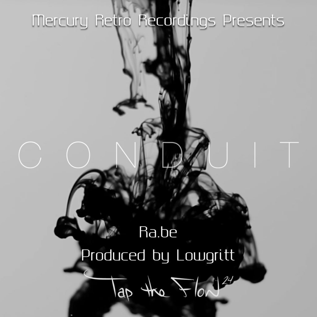 Artwork for the single 'Conduit' by Ra.Be Produced by Lowgritt
