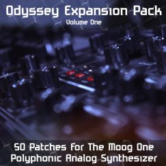 50 Patches for the Moog One